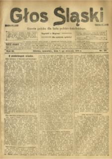 Głos Śląski, 1911, R. 9, nr 95