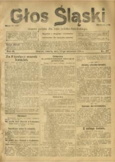 Głos Śląski, 1911, R. 9, nr 117