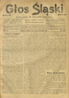 Głos Śląski, 1911, R. 9, nr 132