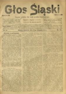 Głos Śląski, 1911, R. 9, nr 137