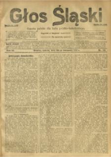 Głos Śląski, 1911, R. 9, nr 141