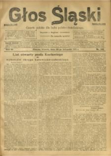 Głos Śląski, 1911, R. 9, nr 142