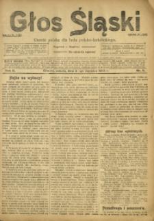 Głos Śląski, 1912, R. 10, nr 9