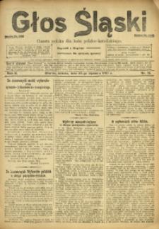 Głos Śląski, 1912, R. 10, nr 12