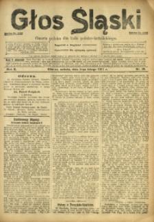 Głos Śląski, 1912, R. 10, nr 15