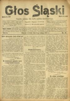 Głos Śląski, 1912, R. 10, nr 16