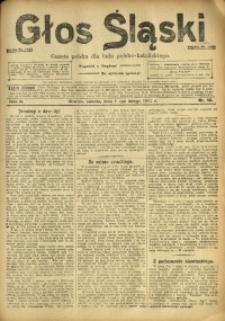 Głos Śląski, 1912, R. 10, nr 18