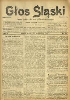 Głos Śląski, 1912, R. 10, nr 25