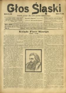 Głos Śląski, 1912, R. 10, nr 117