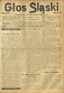Głos Śląski, 1913, R. 11, nr 42