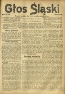 Głos Śląski, 1913, R. 11, nr 44