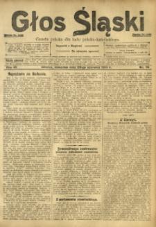 Głos Śląski, 1913, R. 11, nr 76