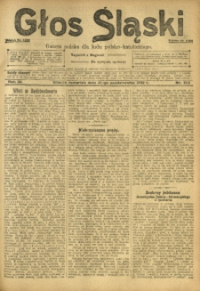 Głos Śląski, 1913, R. 11, nr 130