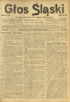 Głos Śląski, 1913, R. 11, nr 141