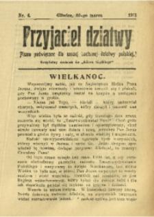 Przyjaciel Dziatwy, 1913, nr 6