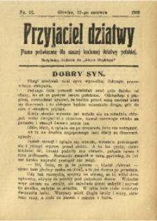 Przyjaciel Dziatwy, 1913, nr 12