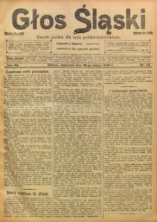 Głos Śląski, 1914, R. 12, nr 22