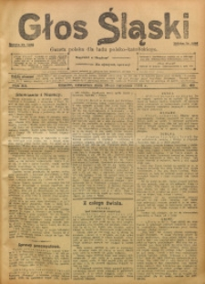 Głos Śląski, 1914, R. 12, nr 46