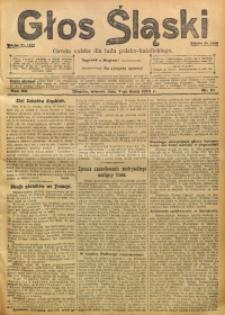 Głos Śląski, 1914, R. 12, nr 81