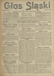 Głos Śląski, 1915, R. 13, nr 9