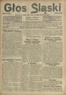 Głos Śląski, 1915, R. 13, nr 49