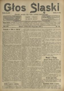 Głos Śląski, 1915, R. 13, nr 88