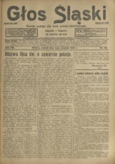 Głos Śląski, 1915, R. 13, nr 92