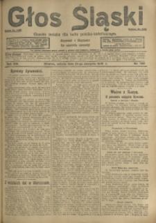 Głos Śląski, 1915, R. 13, nr 100