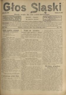 Głos Śląski, 1915, R. 13, nr 132