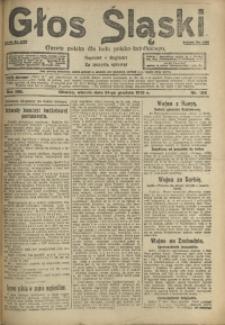 Głos Śląski, 1915, R. 13, nr 152