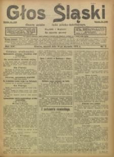 Głos Śląski, 1916, R. 14, nr 8