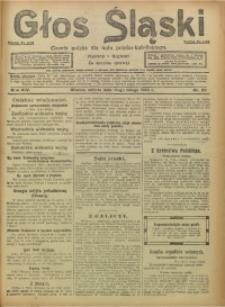 Głos Śląski, 1916, R. 14, nr 22