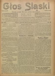 Głos Śląski, 1916, R. 14, nr 48