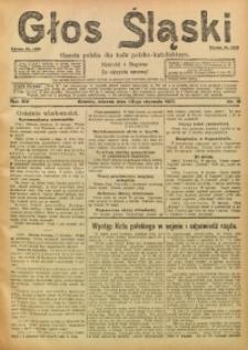 Głos Śląski, 1917, R. 15, nr 10