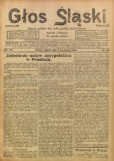 Głos Śląski, 1917, R. 15, nr 39