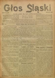 Głos Śląski, 1917, R. 15, nr 42