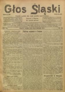 Głos Śląski, 1917, R. 15, nr 44