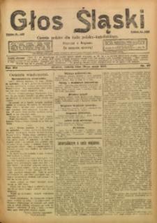 Głos Śląski, 1917, R. 15, nr 60