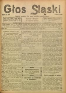 Głos Śląski, 1917, R. 15, nr 67