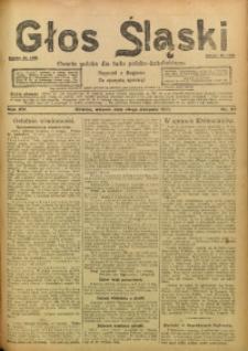 Głos Śląski, 1917, R. 15, nr 97