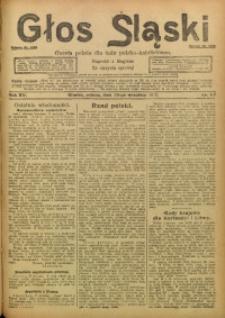 Głos Śląski, 1917, R. 15, nr 117