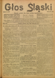 Głos Śląski, 1917, R. 15, nr 132