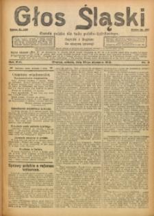 Głos Śląski, 1918, R. 16, nr 9