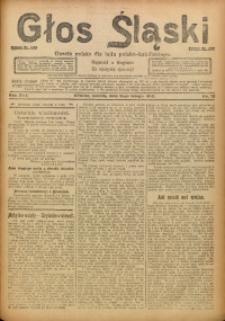 Głos Śląski, 1918, R. 16, nr 18