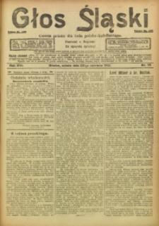Głos Śląski, 1918, R. 16, nr 75