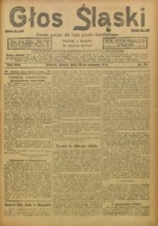 Głos Śląski, 1918, R. 16, nr 76