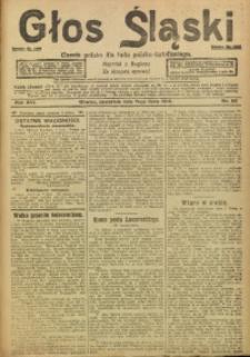 Głos Śląski, 1918, R. 16, nr 83