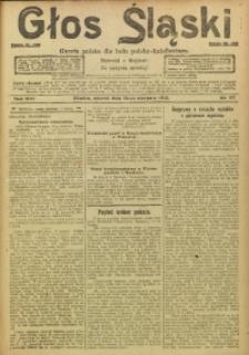 Głos Śląski, 1918, R. 16, nr 97