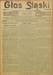 Głos Śląski, 1918, R. 16, nr 109