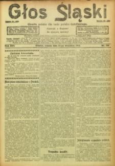 Głos Śląski, 1918, R. 16, nr 114